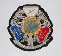 Maharaja Ranjit Singh B/B Embroidered Badge