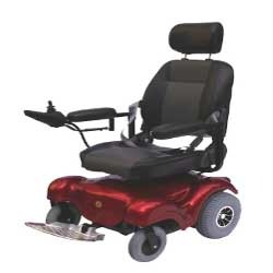 Deluxe Power Wheelchairs