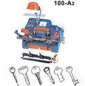 Wenxing Double Cutter Key Cutting Machine Model 100A2
