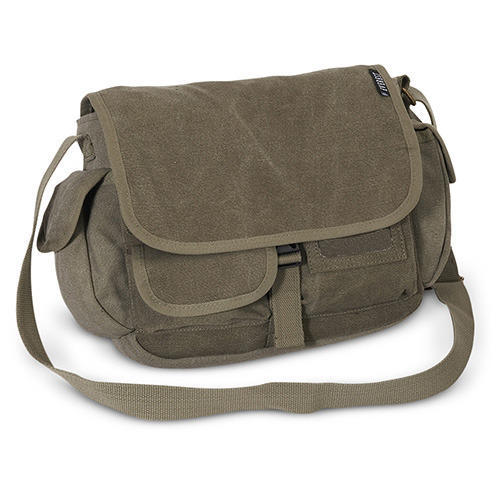65a75dfd6b Canvas Messenger Bag at Best Price in India