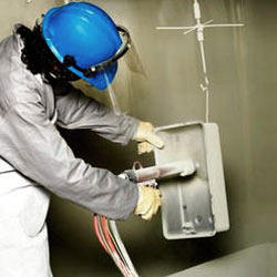 Power Coating Surface Treatment