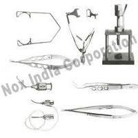 Eye Instruments and Equipment