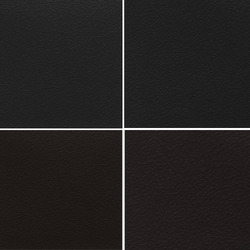 Black Artificial Leather Cloth