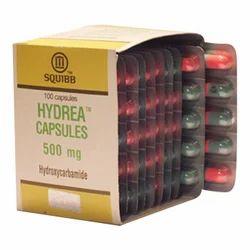Hydrea Capsules Hydroxyurea