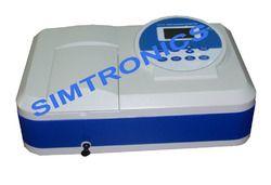 Microprocessor UV-VIS Spectrophotometer (Single Beam)
