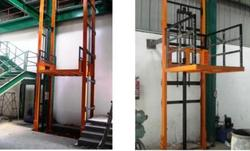 wall mount stacker