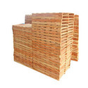 Pinewood Heavy Pallets for Warehouses