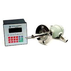 Thermal Dispersion Type Flow Metering System