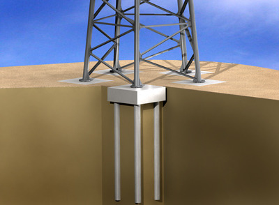 Tower Foundation Design