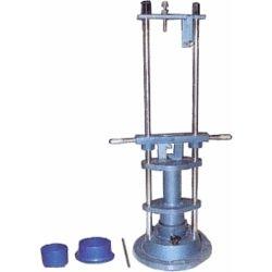 Aggregate Crushing Value Apparatus