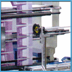 Automatic Plastics Side Seal Bag Producing Machinery