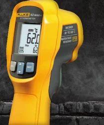 Fluke Brand Infrared Thermometer Model No-62 Max
