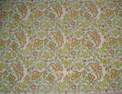Sanganeri  Fabric