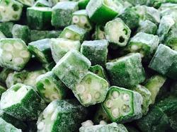 Frozen Okra Rings