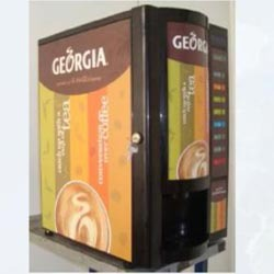 vending machine with payment system