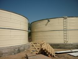 Colourbond Water Tank