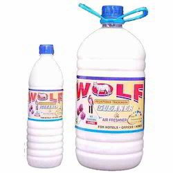 White Deodorant Floor Cleaner