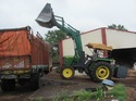 Tractor Mounted High Dump Loader