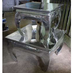 Aluminum Opium Table