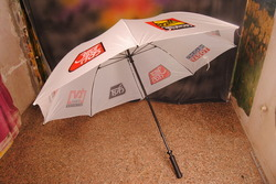 Windproof Fiberglass Umbrella