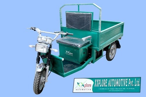 Electric Cargo Loader