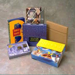 Garment Packaging Cartons Boxes