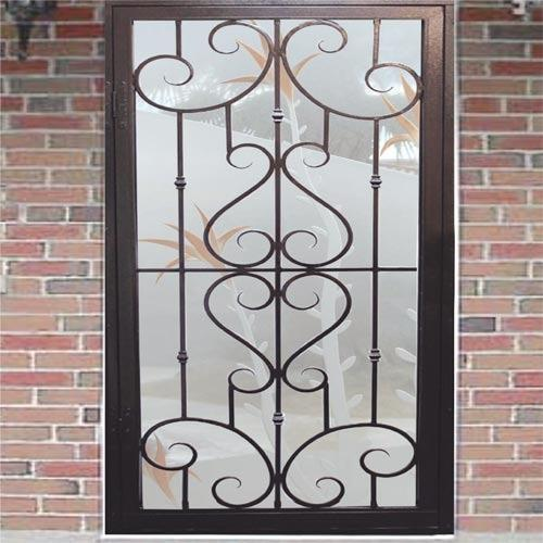 Window grill manufacturer from chennai for Door design catalogue in india