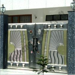 Antique Stainless Steel Gates,Faridabad,Haryana,India,ID: 4434006933