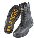 High Ankle Combat Boot