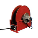capacity spring driven reel