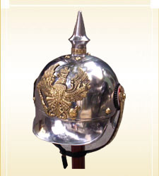 Pickel Hoube German Helmet