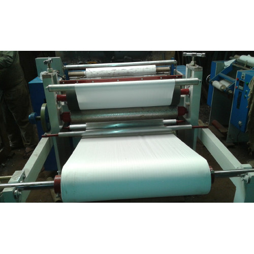 Log Rewinding Machine