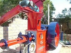 agro waste processing machine
