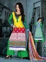 Printed Cotton Salwar Kameez Suits
