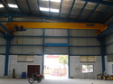 material handling eot crane