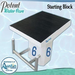 Swimming Pool Competition Equipment Swimming Pool Starting Block Wholesale Distributor From Delhi