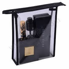 Make Up Kit -beauty Products Bag-transparent Bag-pvc Bags