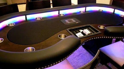 Lighting Poker Table
