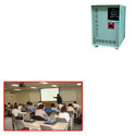 Single Phase Inverter for Institutes