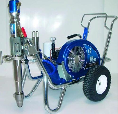 Airless Spray Equipment (GRACO)