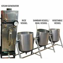 Steam Cooking Equipments
