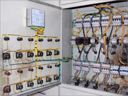 Electrical Panels - Electrical Control Panels Manufacturer from Kolkata