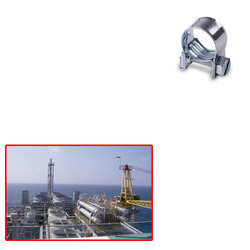 Fuel Hose Clamp for Petroleum Industry