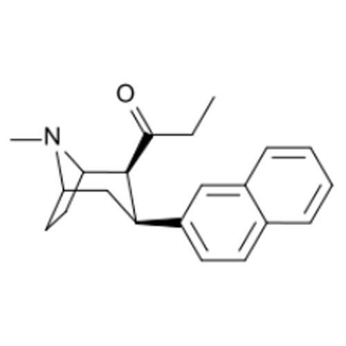 2 Propanoyl 3 2naphthyl tropane