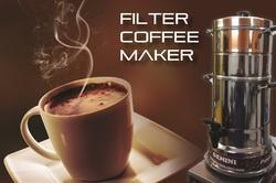Traditional Filter Coffee Maker