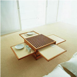Expandable Coffee And Dining Table