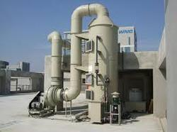 PP & FRP Air Pollution Control Equipments