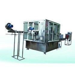 Water Filling 3-Block Machine