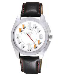 VESPL Elegant White Dial Analog Men's Watch-VS161