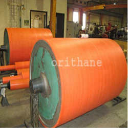 steel plant roller